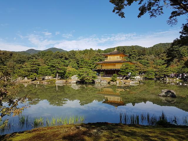 kinkaku-ji picture material