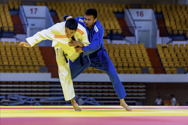 contact-sport-blue-competition-sport-venue-combat-sport picture material