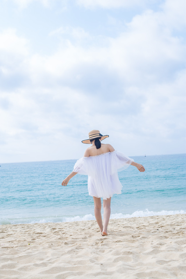 sand-beach-summer-water-sea picture material