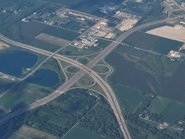 aerial-road-highway-no-person-transportation-system picture material