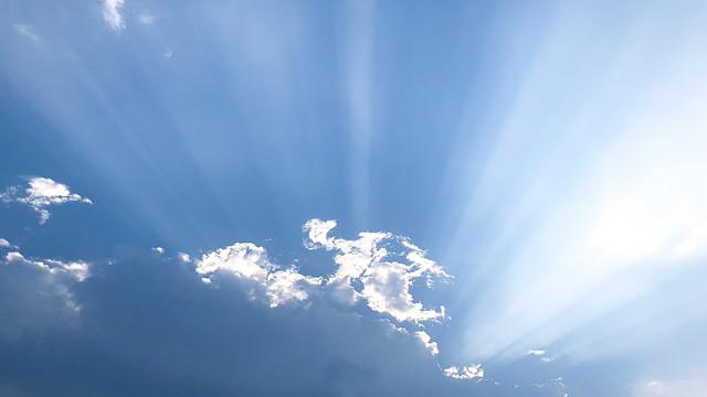 sky-atmosphere-jesus-light-no-person-nature 图片素材
