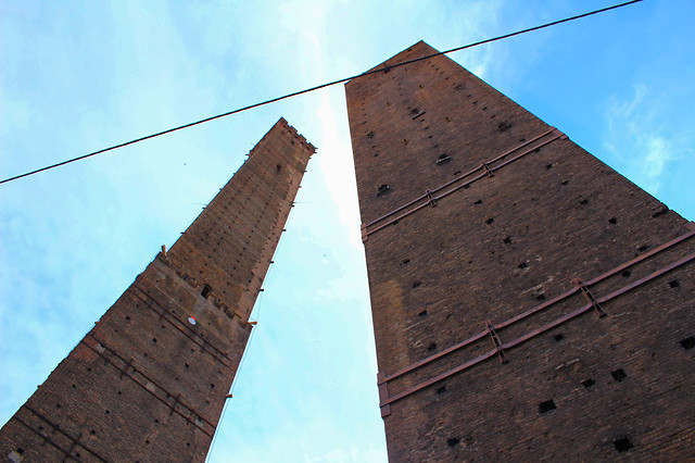 the-leaning-towers-of-bologna picture material