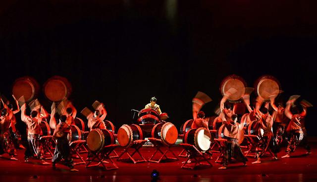 drum picture material