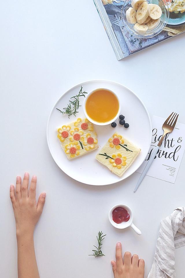 food-plate-meal-breakfast-table 图片素材