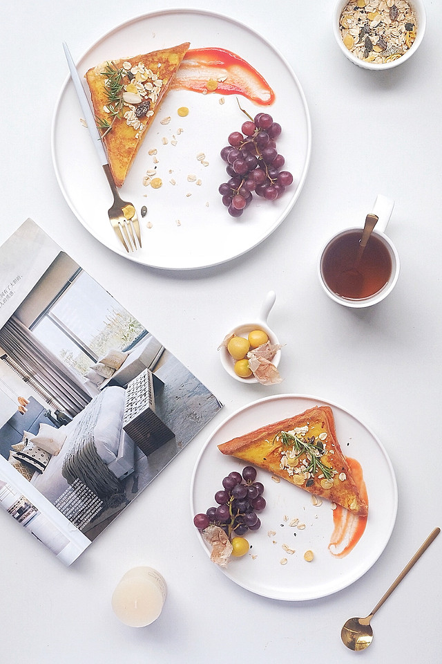 plate-food-tableware-dish-meal 图片素材