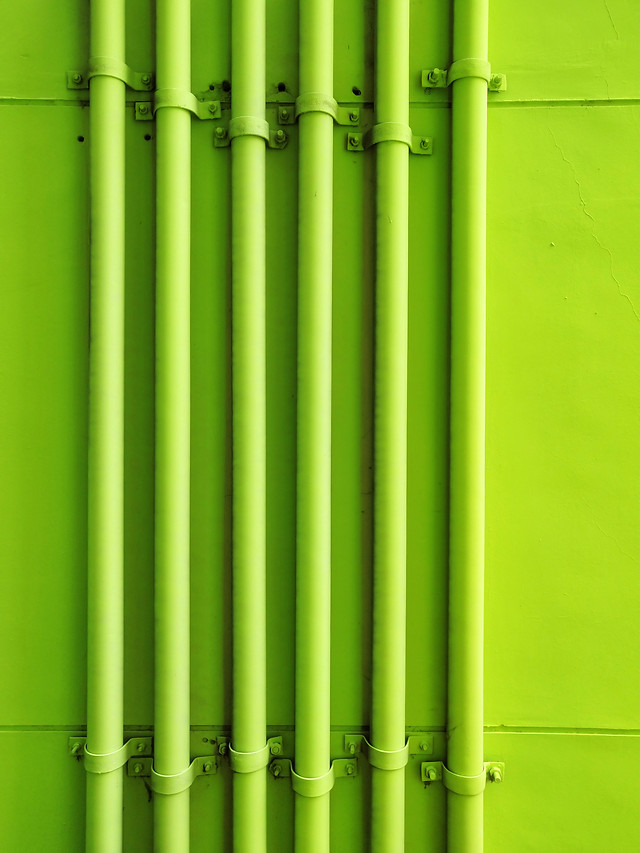 bamboo-line-green-color-abstract picture material