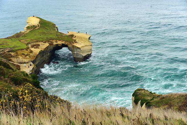 sea-water-ocean-shore-cliff picture material