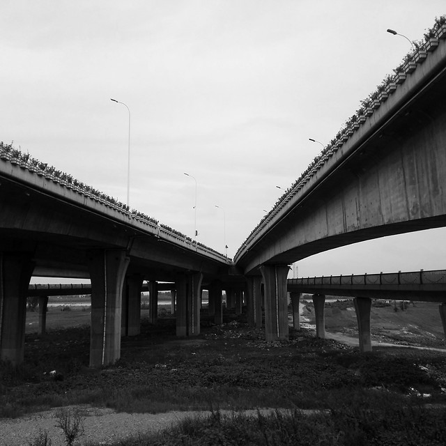 bridge-no-person-transportation-system-architecture-road picture material