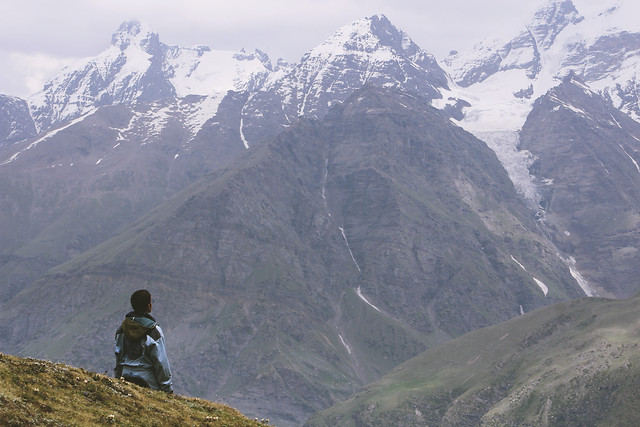 mountain-sky-valley-rock-hill 图片素材