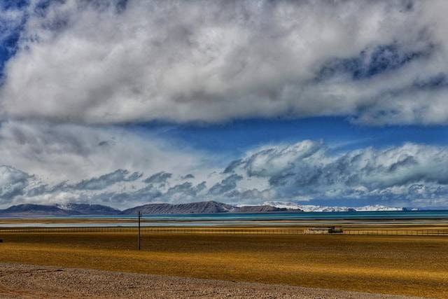 pasture-in-northern-tibet picture material