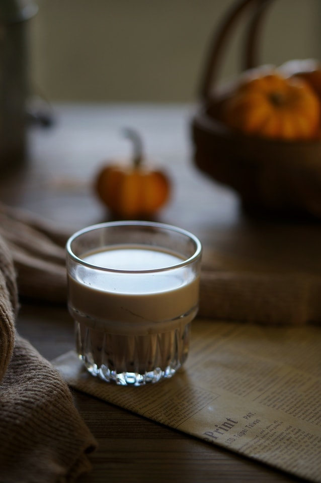 drink-dairy-product-milk-tea-pumpkin-fall picture material