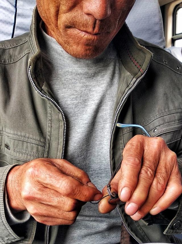 hand-human-people-elderly-man 图片素材