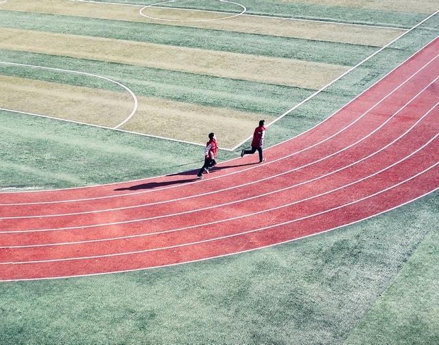 athletics-stadium-recreation-competition-people picture material