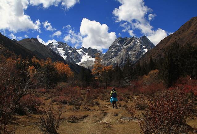 mountain-travel-snow-landscape-no-person picture material