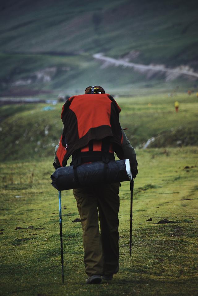 adventure-recreation-landscape-man-people picture material