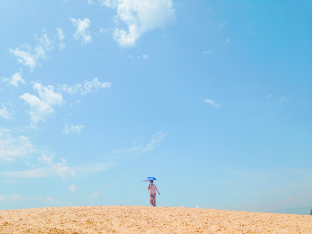 sky-sand-outdoors-desert-summer picture material