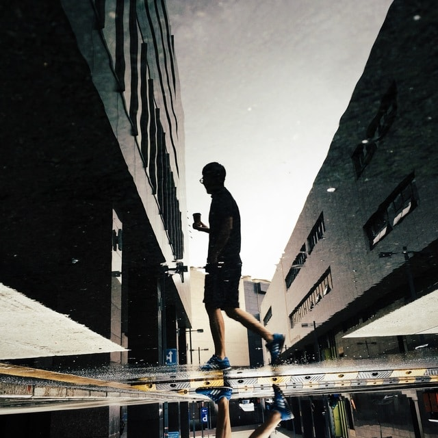 water-recreation-reflection-photography-street picture material