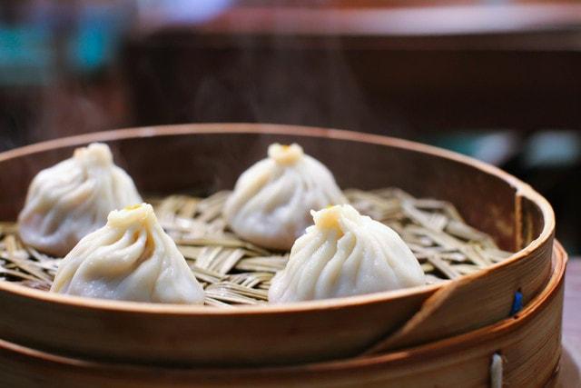 food-dumpling-dish-cuisine-crab-yellow-cage 图片素材