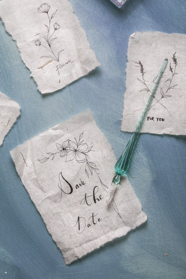 textile-paper-pattern-flower-body-write-a-letter picture material