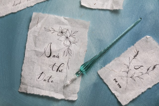 textile-paper-write-flower-character-still-life picture material