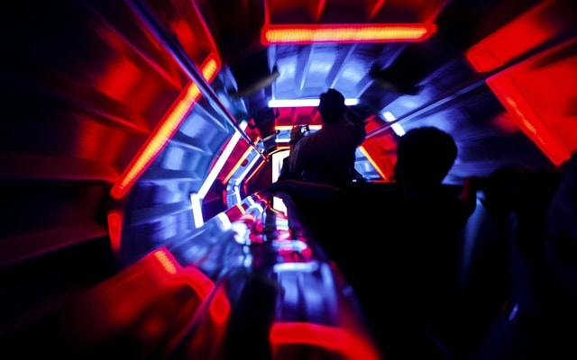 light-nightclub-rave-stage-laser picture material
