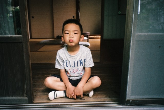 child-boy-girl-toddler-fujic400 picture material