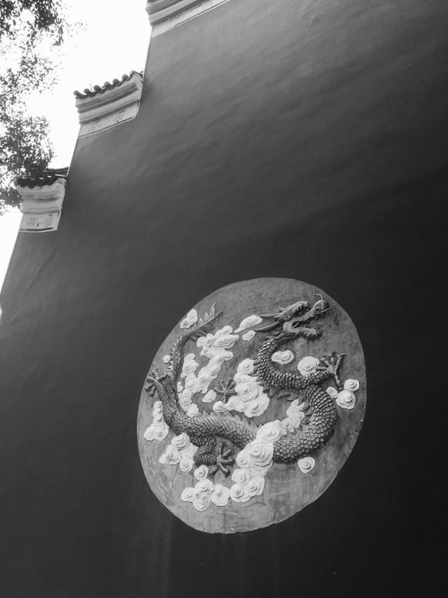 monochrome-water-sky-black-and-white-monochrome-photography 图片素材