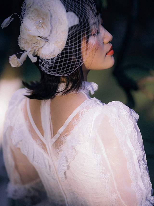 bride-hair-accessory-headpiece-fashion-accessory-lady picture material