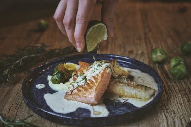 western-food-sashimi-dish-food-recipe 图片素材