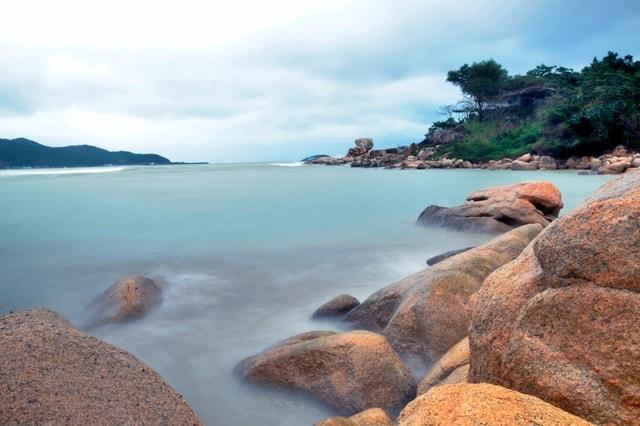 body-of-water-coast-sky-sea-nature 图片素材
