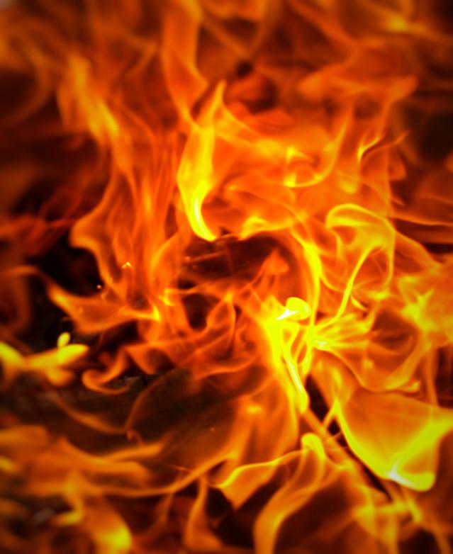 flame-fireplace-heat-bonfire-hot 图片素材