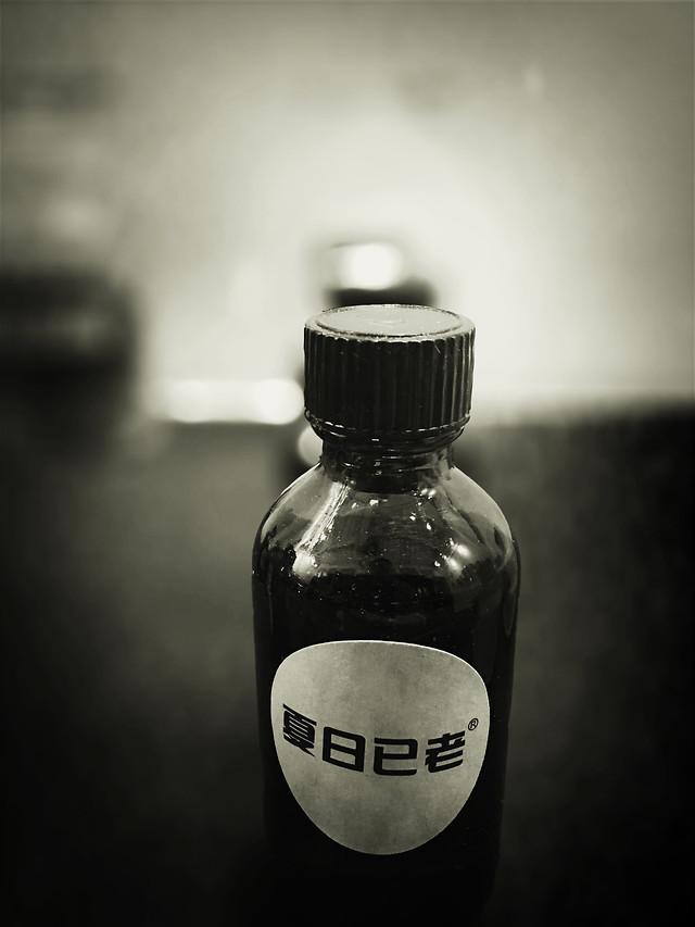 still-life-no-person-bottle-monochrome-glass picture material