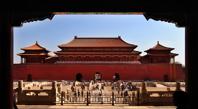 travel-chinese-architecture-architecture-temple-sky picture material