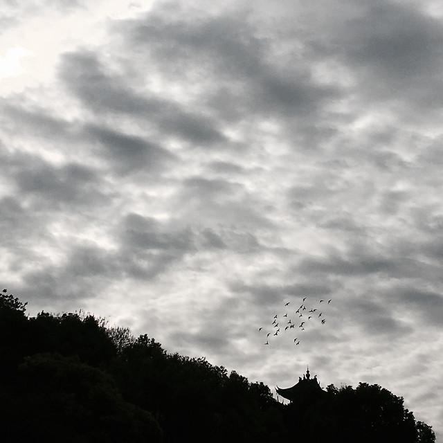 sky-cloud-no-person-nature-storm 图片素材