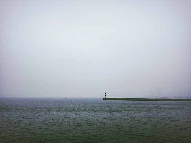water-fog-sea-no-person-lake picture material