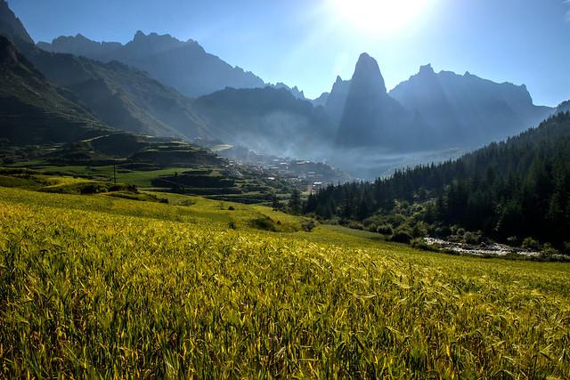 landscape-no-person-mountain-nature-travel picture material