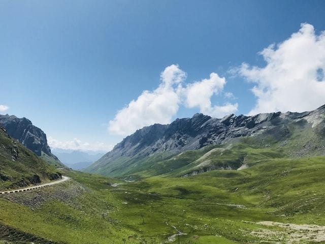 zhaina-mountain-mountainous-landforms-highland-mountain-range 图片素材