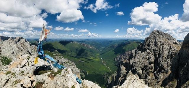 zhaina-mountain-mountainous-landforms-mountain-range-natural-landscape 图片素材