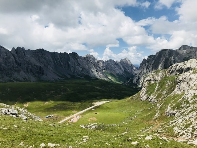 zhaina-mountain-mountainous-landforms-highland-natural-landscape 图片素材
