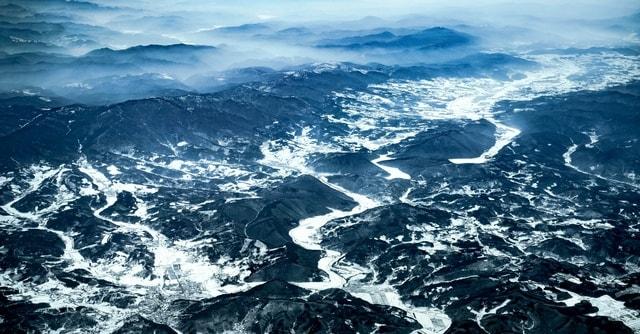 mountains-cloud-mountain-road-sky 图片素材