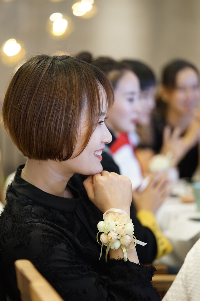 character-hairstyle-beauty-event-ceremony picture material