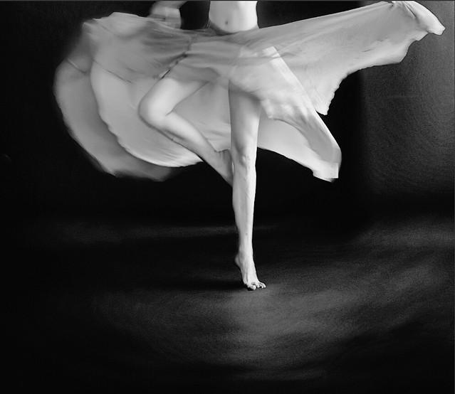 ballerina-ballet-monochrome-girl-tutu picture material
