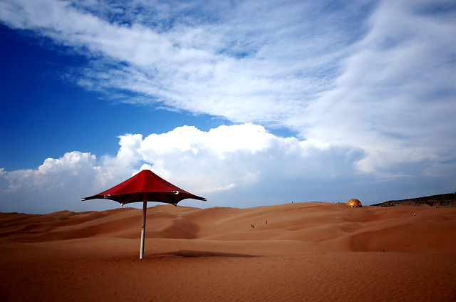 desert-no-person-sand-dune-sky picture material