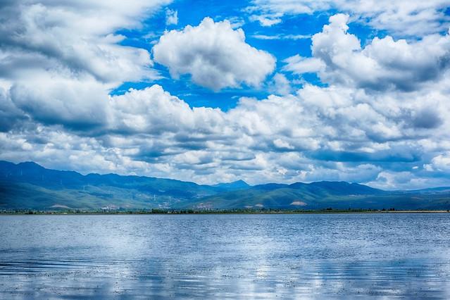 water-no-person-sky-cloud-summer 图片素材