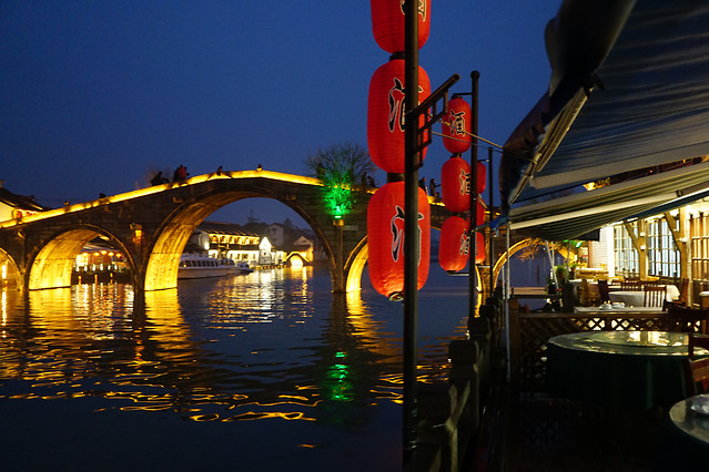 travel-water-reflection-bridge-architecture 图片素材