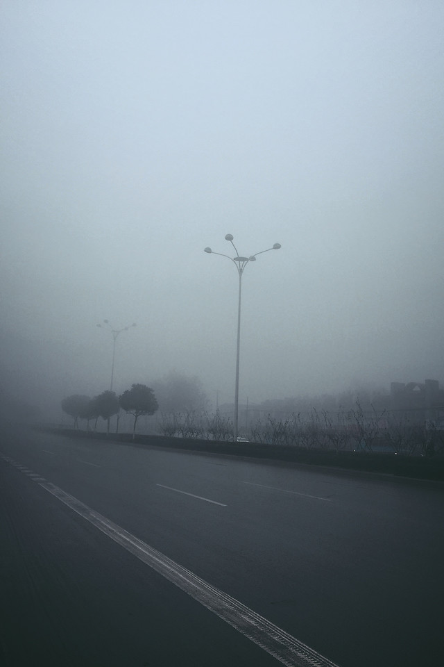 no-person-fog-transportation-system-sky-wind picture material