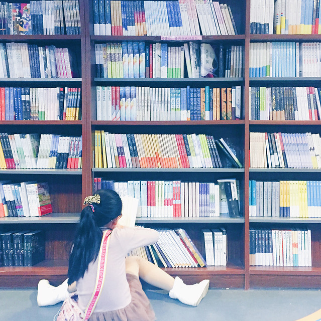 bookcase-shelf-library-education-knowledge picture material