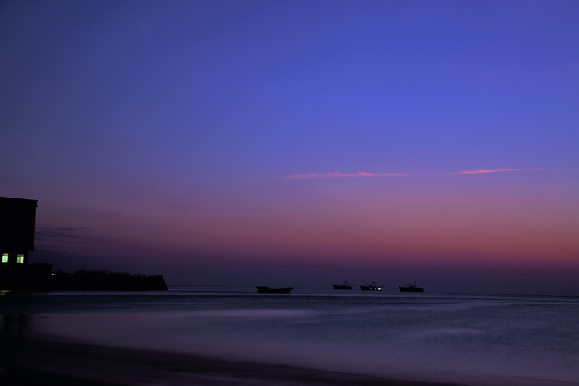sunset-dusk-dawn-water-evening 图片素材