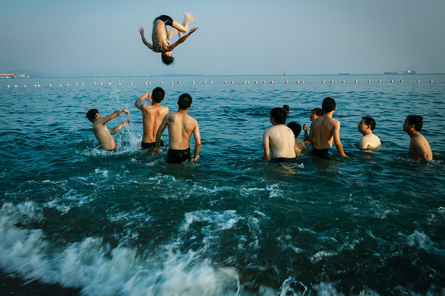 water-swimming-sea-recreation-leisure picture material