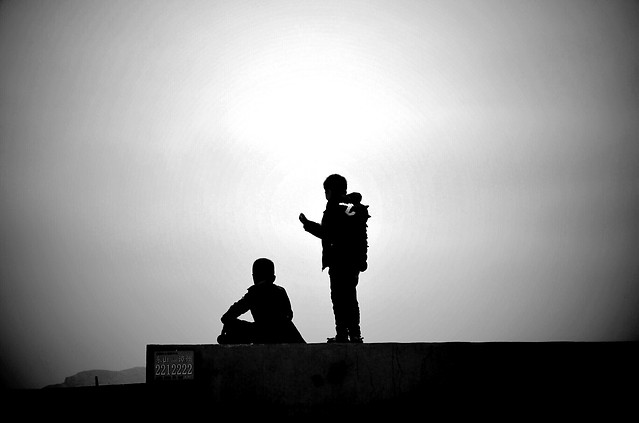 people-monochrome-man-silhouette-white picture material